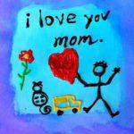 mamma voglio che tu stia bene